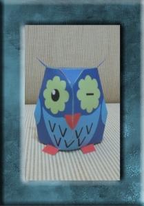 Corina paper toy