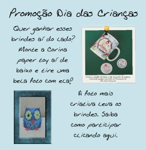 promoção Dia das Crianças