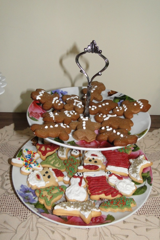 Pra mim Natal tem de ter biscoitos