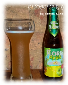 Belgian Floris Apple
